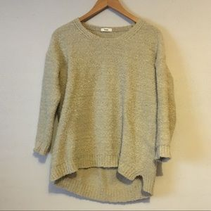 🌻BOGO Noul Oatmeal Knit Sweater GUC
